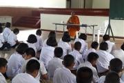 ปฐมนิเทศธรรมศึกษา ปีการศึกษา 2561