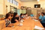 ประชุมกรรมการสถานศึกษา ครั้งที่ 1/2561